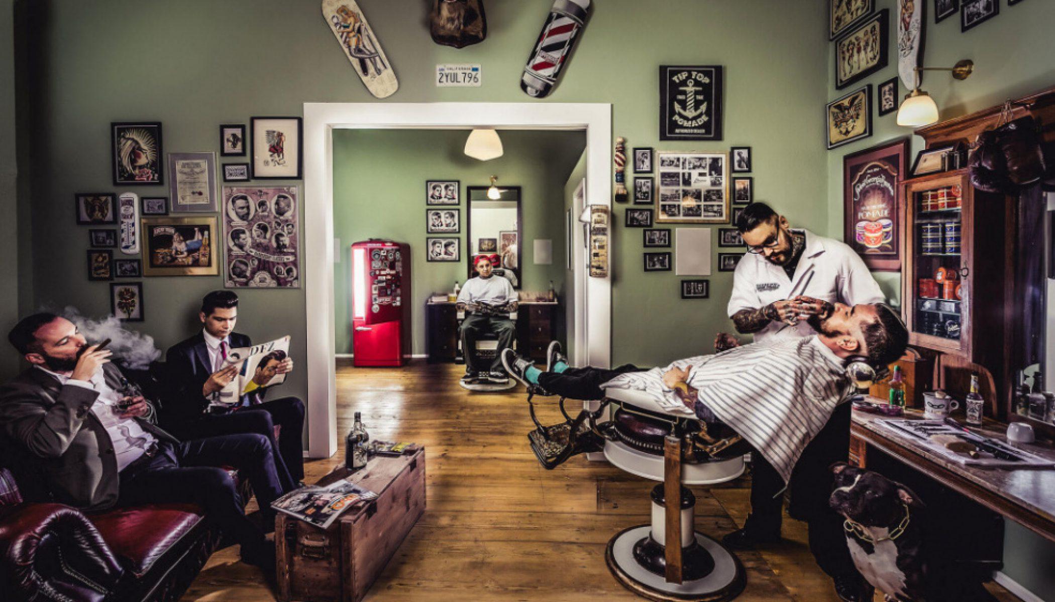 chto takoe barbershopy