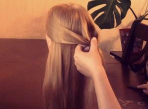 kak zaplesti roskoshnuju kosu s pomoshhju rezinok