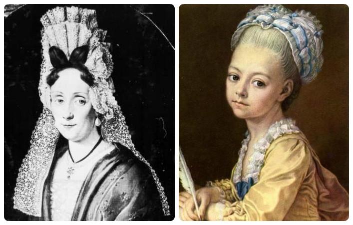 ot skromnosti do bezumiya pricheski 18 veka