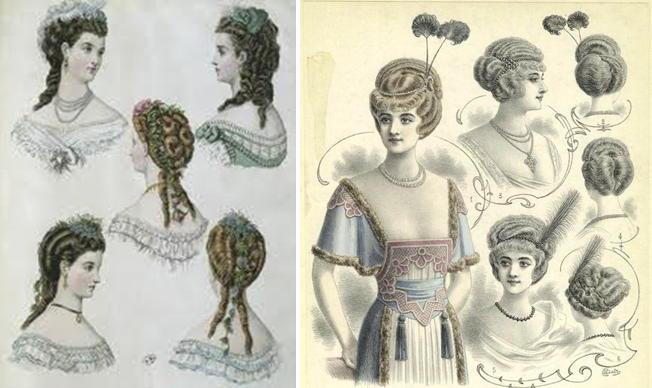 pricheski 19 veka istoki sovremennoj mody