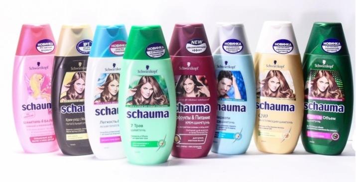 shampuni shauma populyarnye linejki