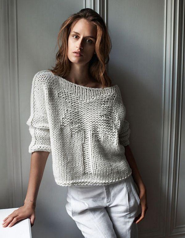 svitera dzhempery i pulovery osen zima 2021 2022 foto