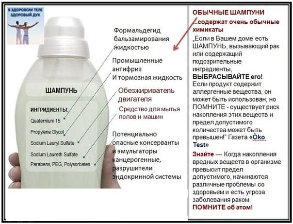 test na kachestvo kakoj shampun schitaetsya samym luchshim